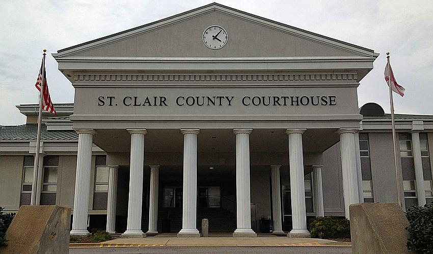 Jobs in Pell City, Alabama - St. Clair County Courthouse in Pell City, Alabama