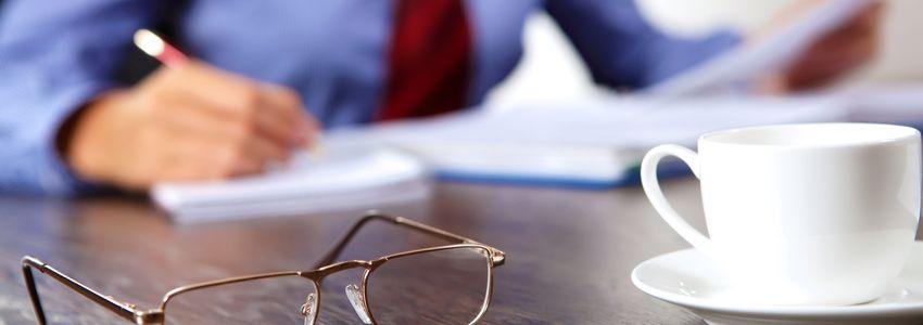Tax Accounting Jobs in Birmingham, Alabama - accountant working late on taxt returns
